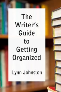 The Writers Guide to Getting Organized 6x9 front cover-thumbnail